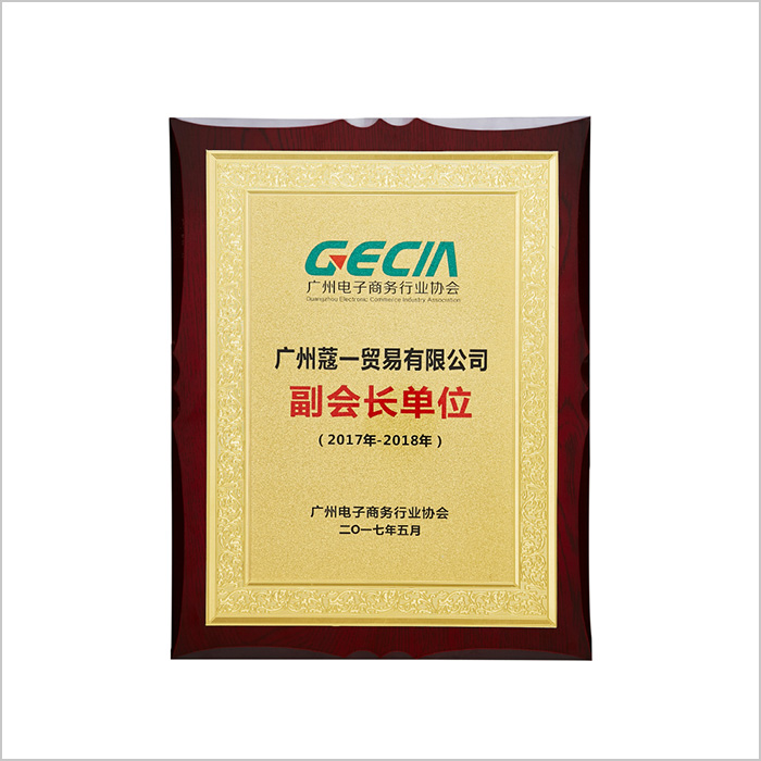 廣州電子商務恆業協會副會長單位